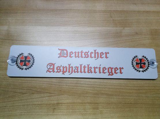 Deutscher Asphaltkrieger