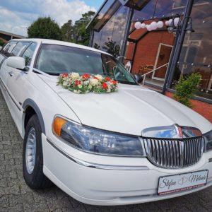 Individuell gestaltete Kennzeichen / Schilder für das Hochzeitsauto / Hochzeitsdeko Auto